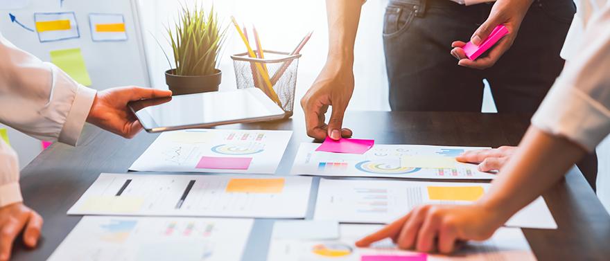 2.  BtoB企業の広報・PR戦略、手法のイメージ